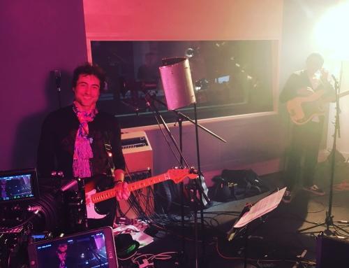 Alex Releasing 'Jimi Hendrix' Album