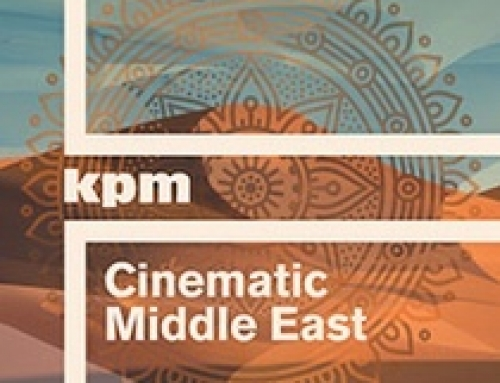 Cinematic Middle East (KPM)
